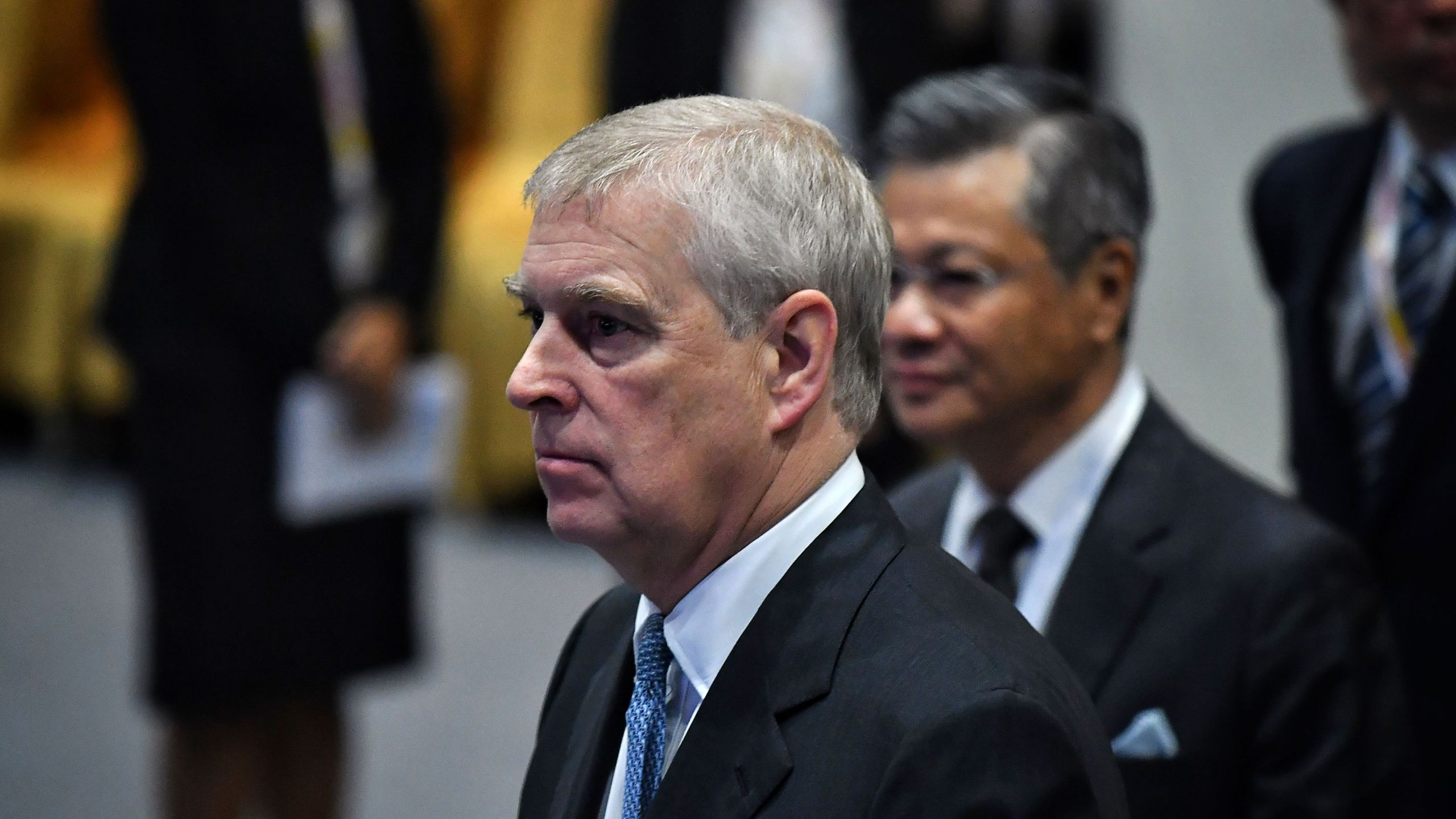Prince Andrew To Step Back From Public Duties Amid Epstein