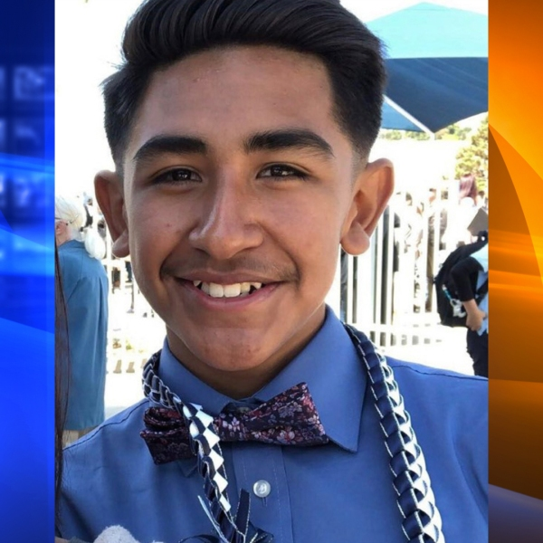 Joshua Madrid, 14, was struck and killed by a hit-and-run driver as he rode his skateboard in Monterey Park on Nov. 18, 2019. (Credit: Family)