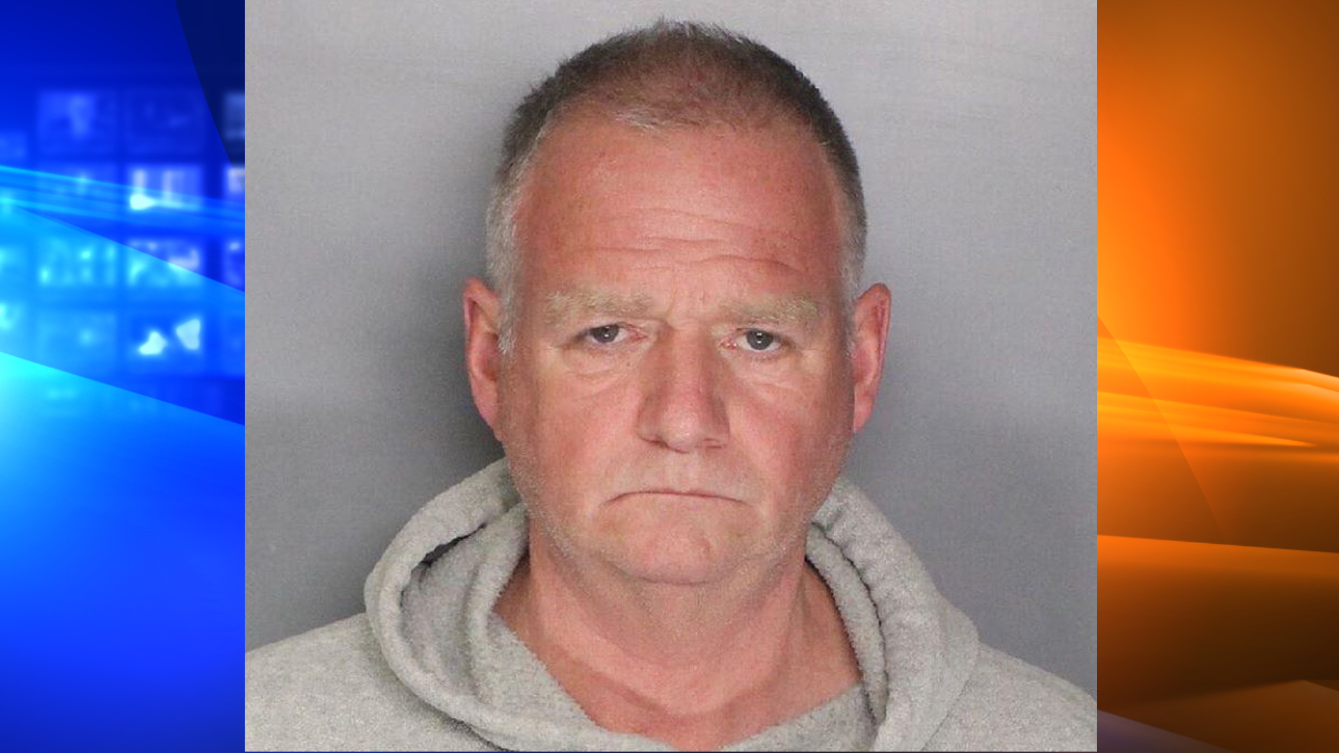 Folsom police released this booking photo of Gregory Harms on Nov. 11, 2019.