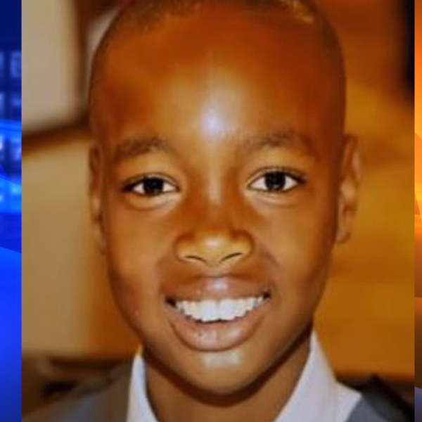 Jeremiah Rayshawn Gibson appears in a photo released by the Los Angeles County Sheriff's Department on Nov. 20, 2019.