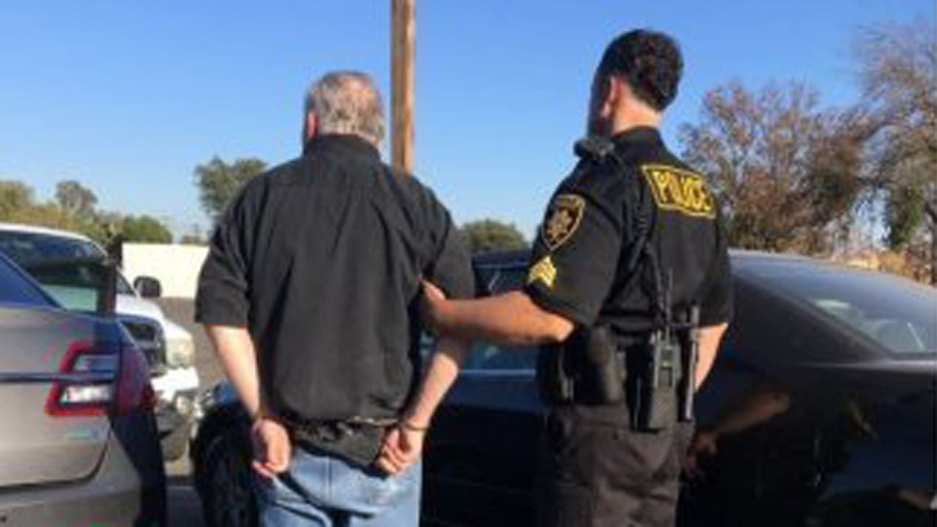 Officials arrest a Sacramento bartender in November 2019 for giving a minor alcohol.