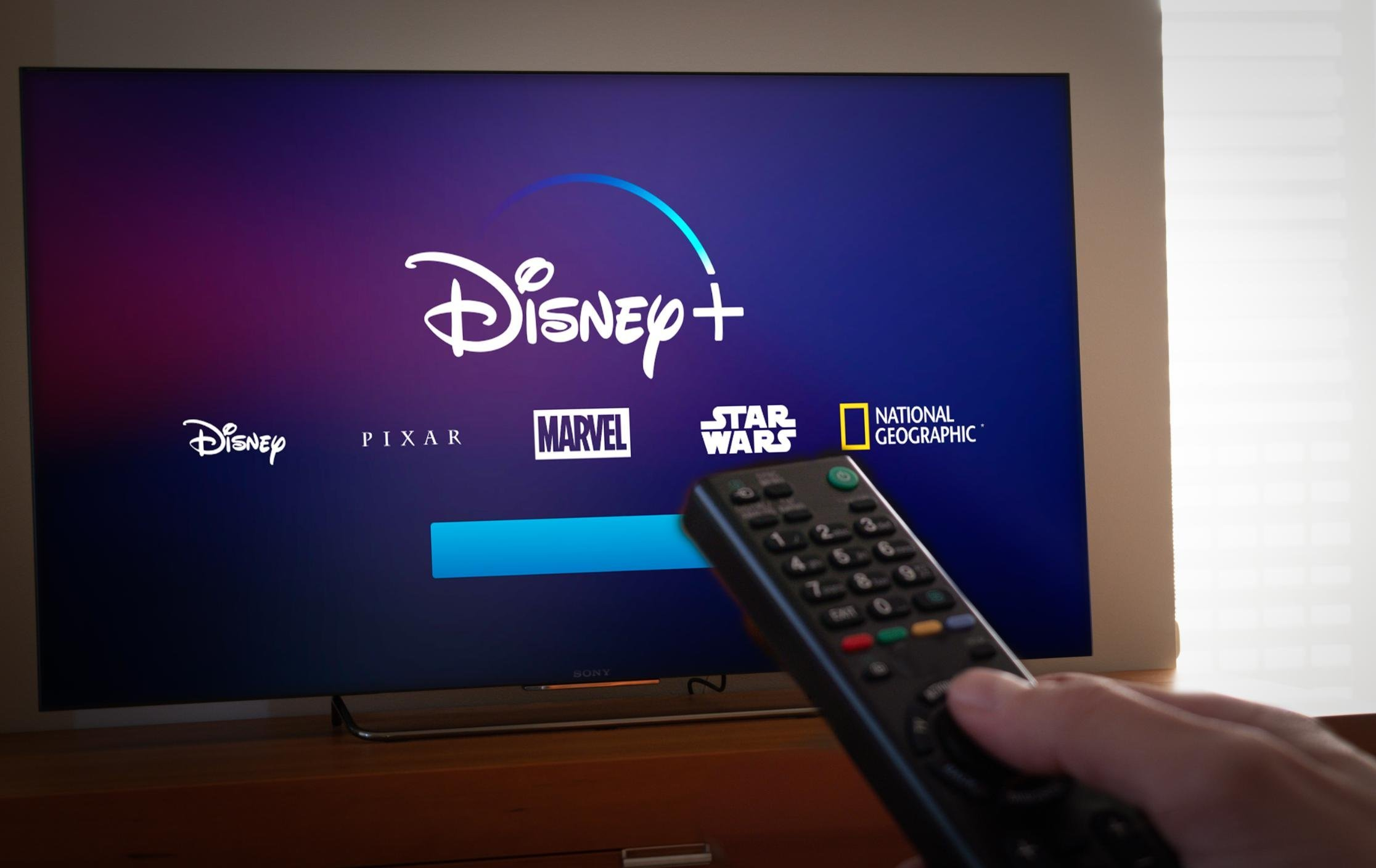 Disney's much-anticipated streaming service debuts in the United States, Canada and the Netherlands. (Credit: Ivan Marc/Shutterstock)