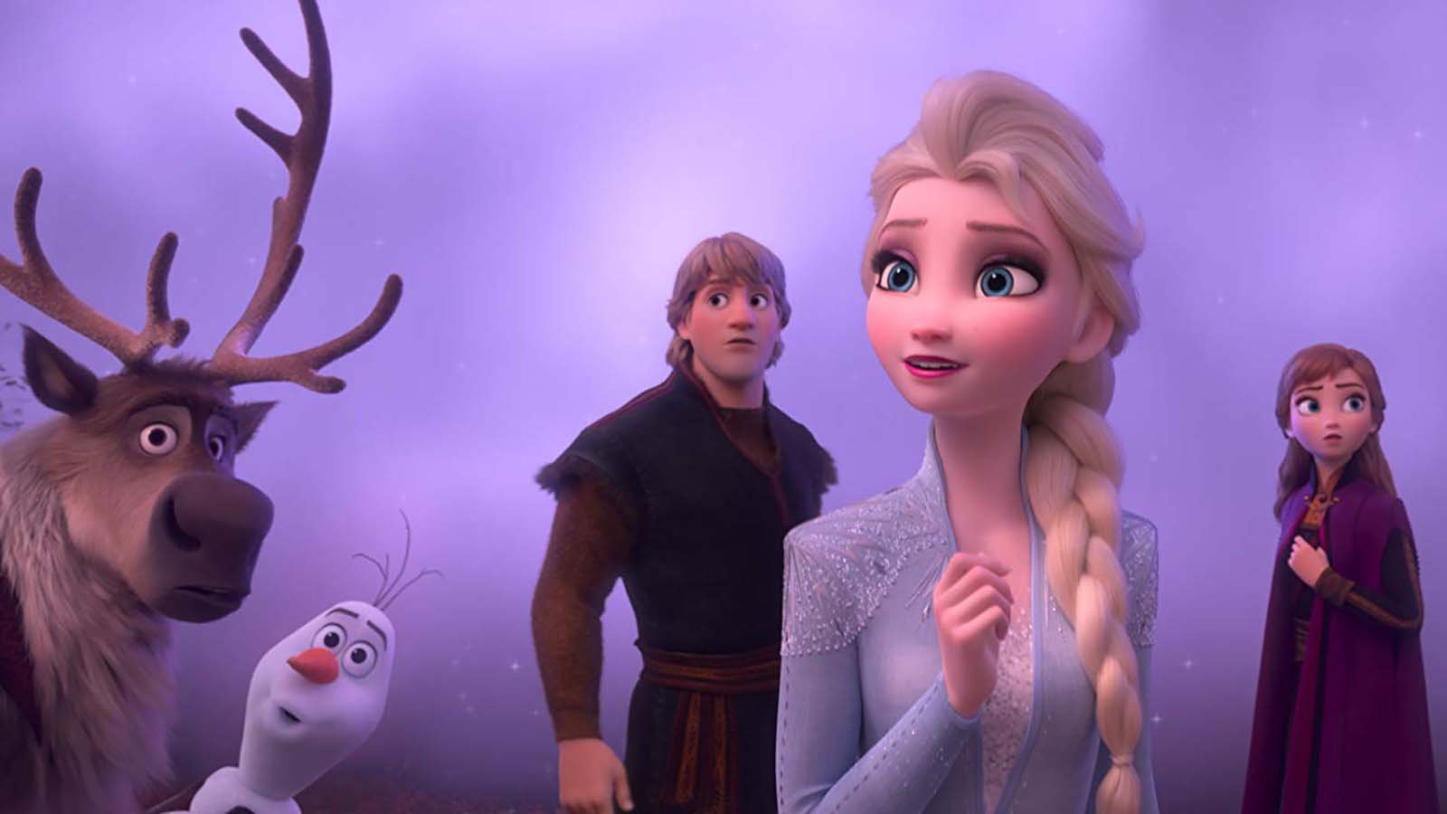 """""""Frozen 2,"""" the studio's animated sequel to the 2013 phenomenon, brought in an estimated $127 million in North America this weekend. (Credit: Disney via CNN Wire)"""