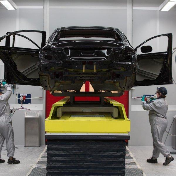 Daimler plant