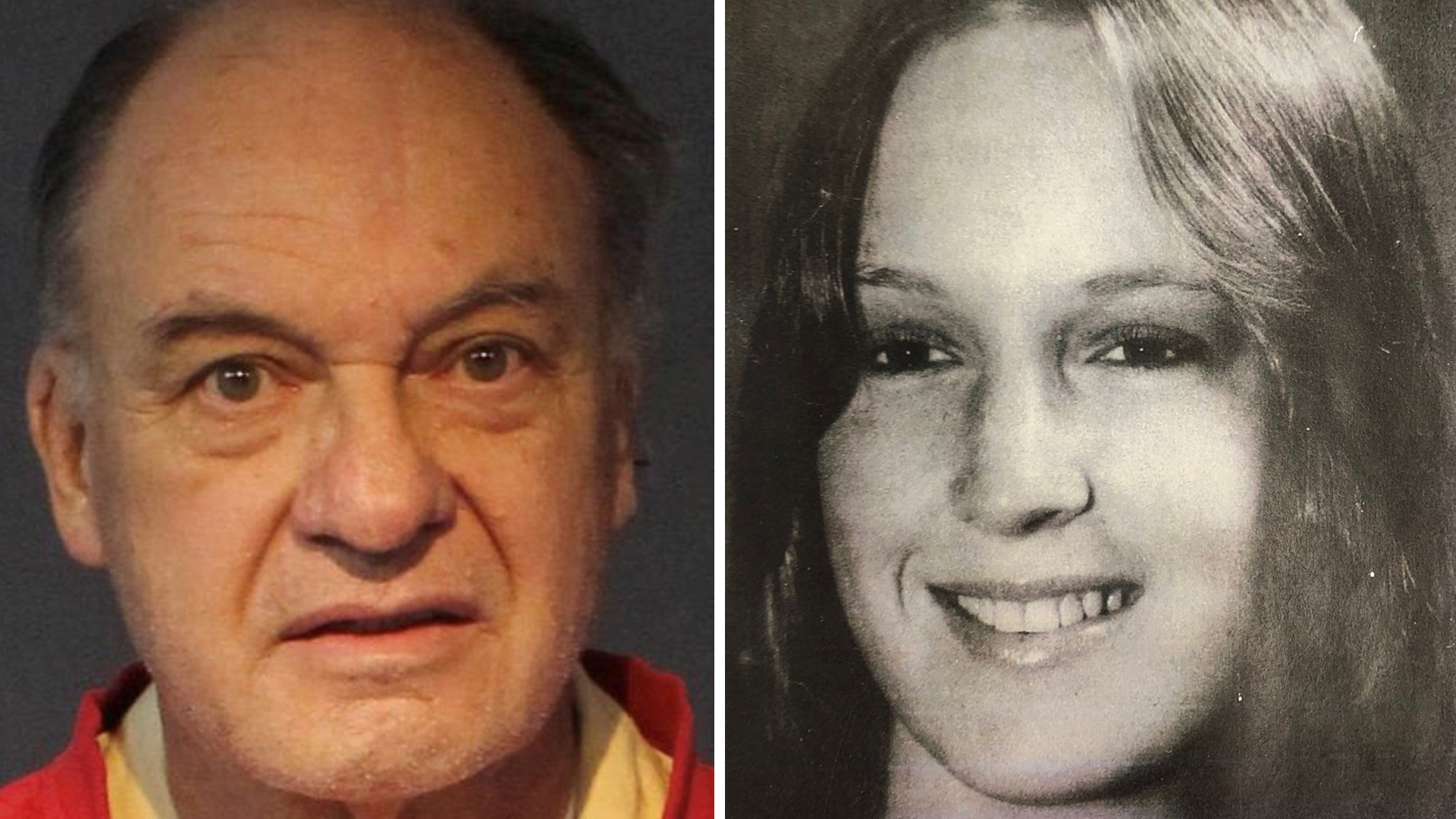 Charles Gary Sullivan and Julia Woodward are seen in undated photos provided by the Washoe County Sheriff's Office on Nov. 15, 2019.