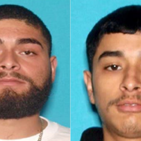 Rene Orozco Garcia (left) and Ronaldo Garcia (right) are shown in photos released by the Los Angeles County Sheriff's Department on Dec. 13, 2019.