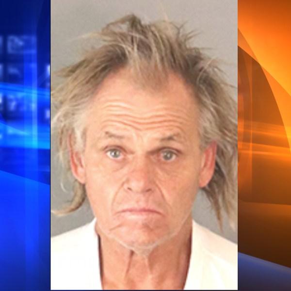 Brian Davidson arrested on Nov. 26, 2019. (Credit: Riverside County Sheriff's Department)