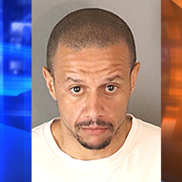 Cainen Cameron Chamber, 38, appears in a photo released by the Riverside County Sheriff's Department on Dec. 12, 2019.