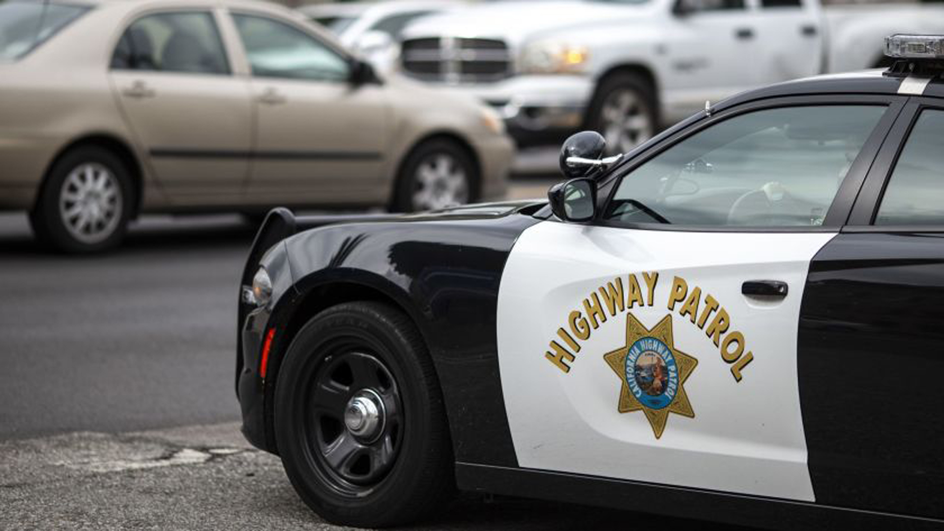 CHP has created a task force to investigate a series of incidents in which projectiles have hit vehicles in the Prunedale area. (Credit: Kent Nishimura / Los Angeles Times)
