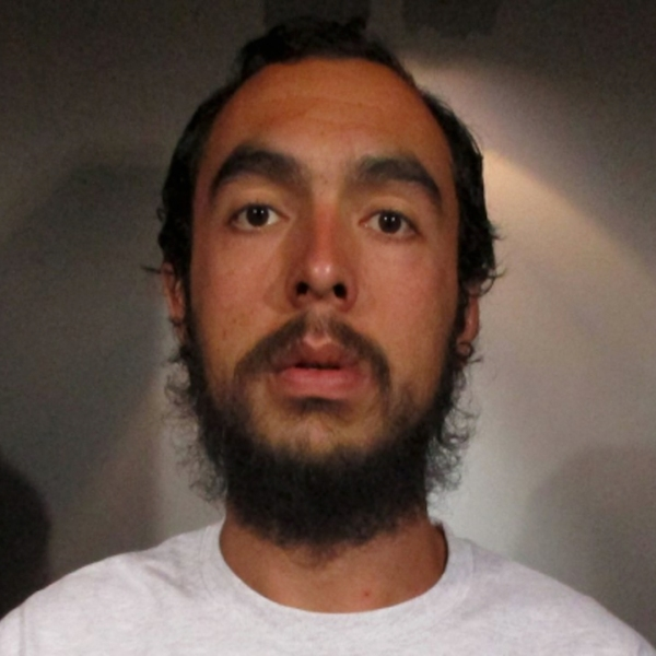 Javier Sanchez, 26, described as a transient known to frequent Claremont, pictured in a photo released by the Claremont Police Department on Dec. 7, 2019.