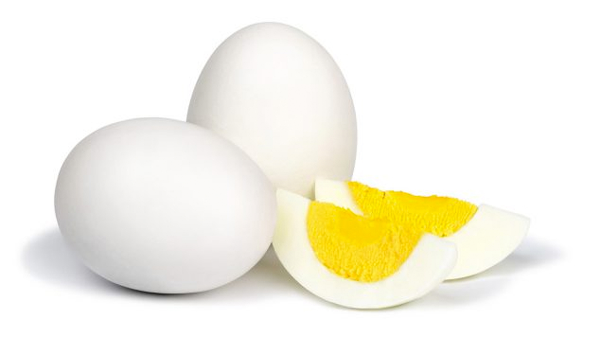 Hard-boiled eggs are seen in an image taken from the Centers for Disease Control and Prevention website on Dec. 19, 2019.