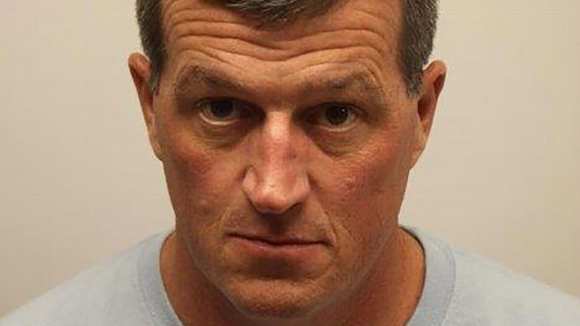 Thomas Callaway appears in a photo released by the Chatham County Sheriff's Office in December 2019.