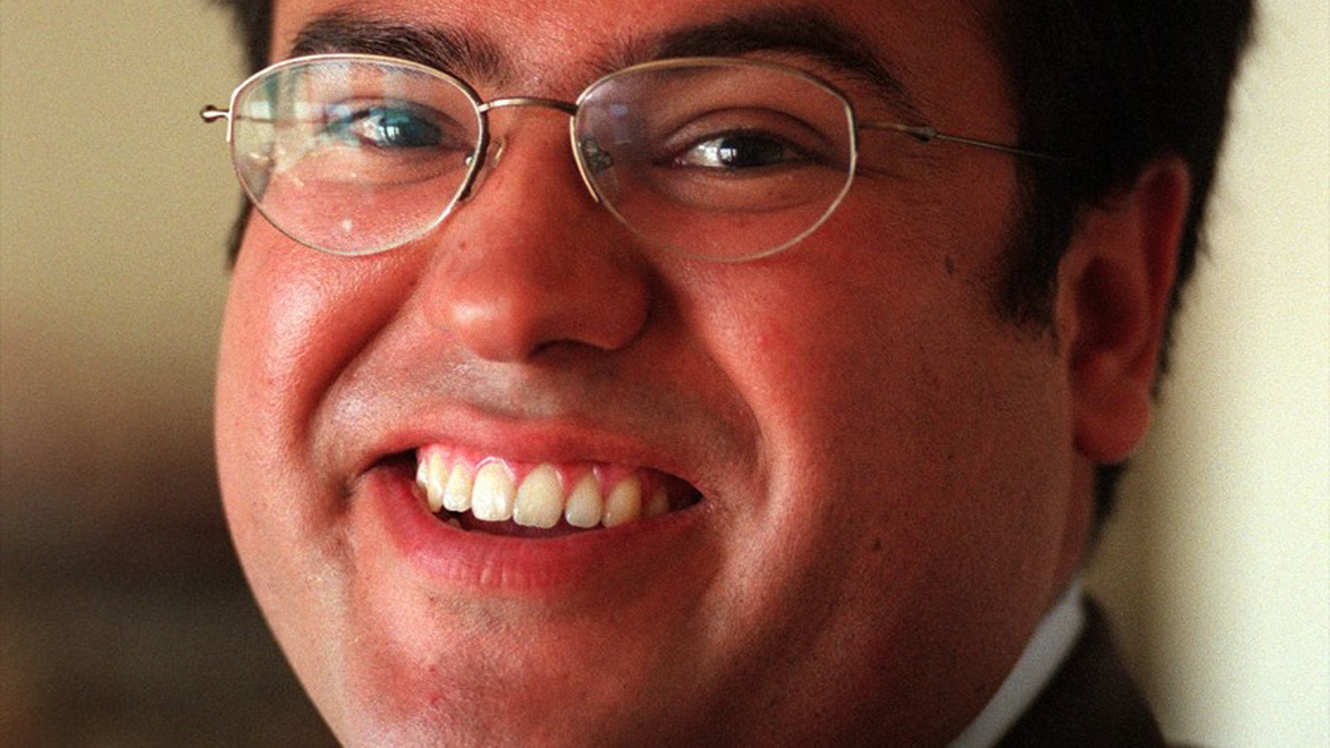 Gregory Rodriguez is seen in a 1999 file photo. (Credit: Annie Wells / Los Angeles Times)
