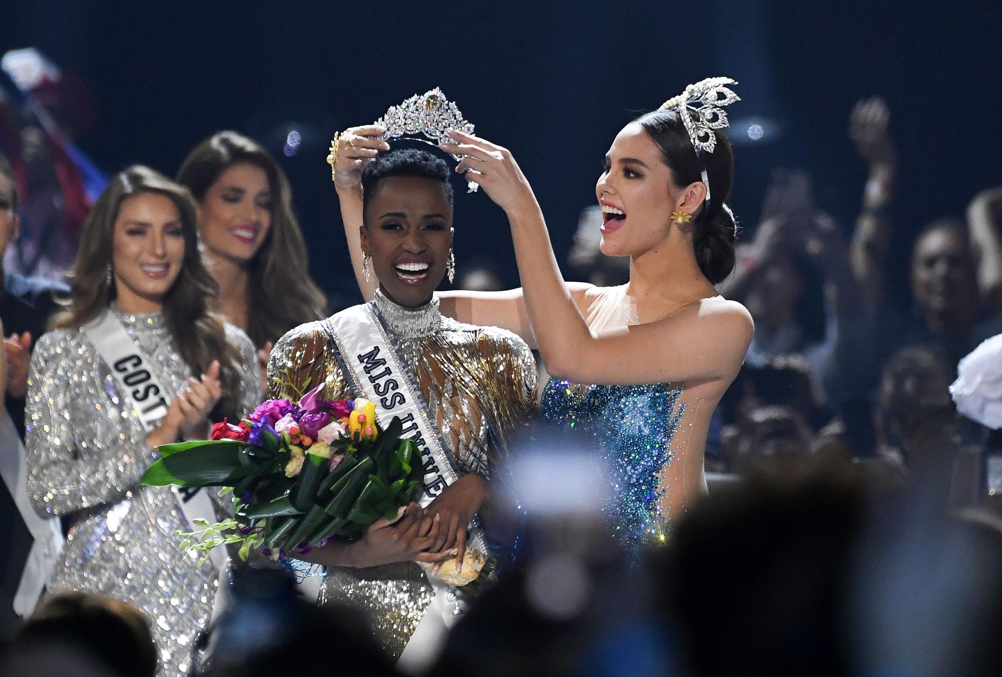 South Africa's Zozibini Tunzi is Crowned Miss Universe 2019 | KTLA