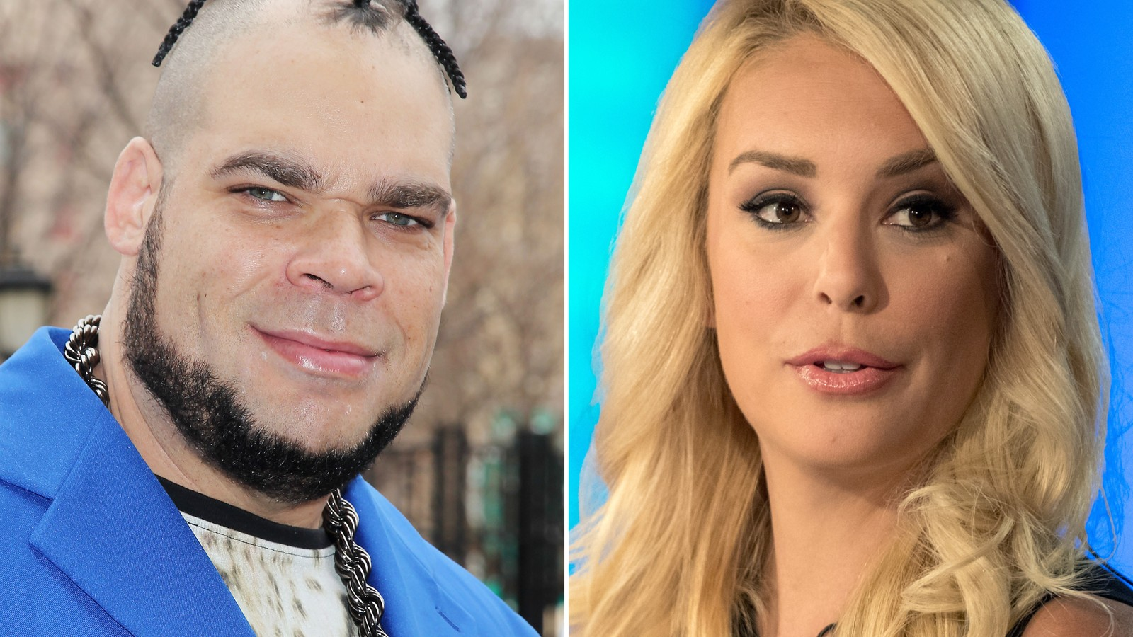 "Britt McHenry, a host on Fox News' streaming service, Fox Nation, filed a sexual harassment lawsuit on Tuesday against the network and one of its on-air personalities, George ""Tyrus"" Murdoch. (Credit: Starpix/Shutterstock/Getty Images via CNN Wire)"
