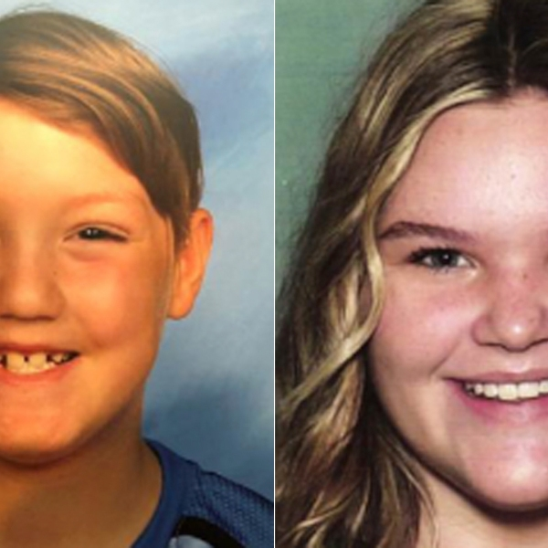 Joshua Vallow, left, Tylee Ryan, right, are seen in photos distributed by the FBI.