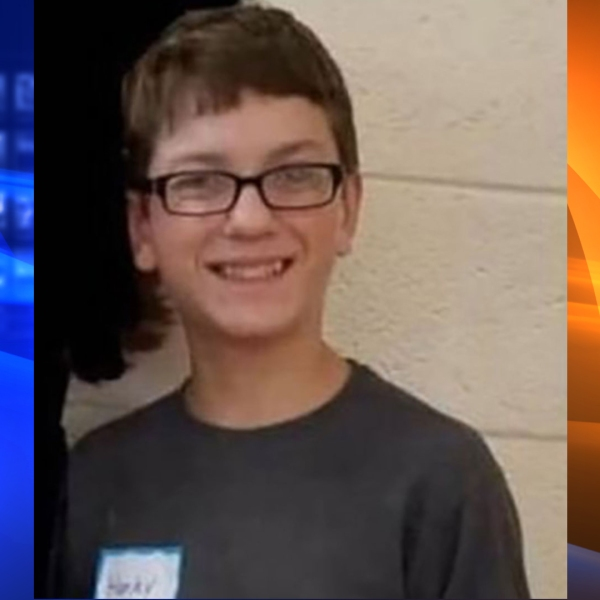Harley Dilly, 14, disappeared on his way to school on December 20. (Credit: Dilly Family/Port Clinton Police Department)