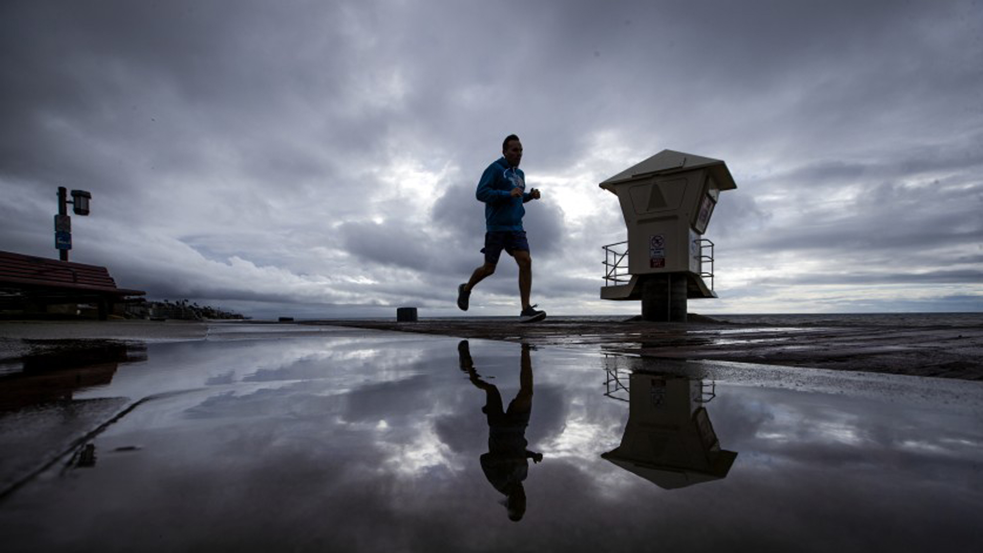 Rains are returning to Southern California on Dec. 6, 2019, and will linger through the weekend.(Credit: Allen J. Schaben / Los Angeles Times)