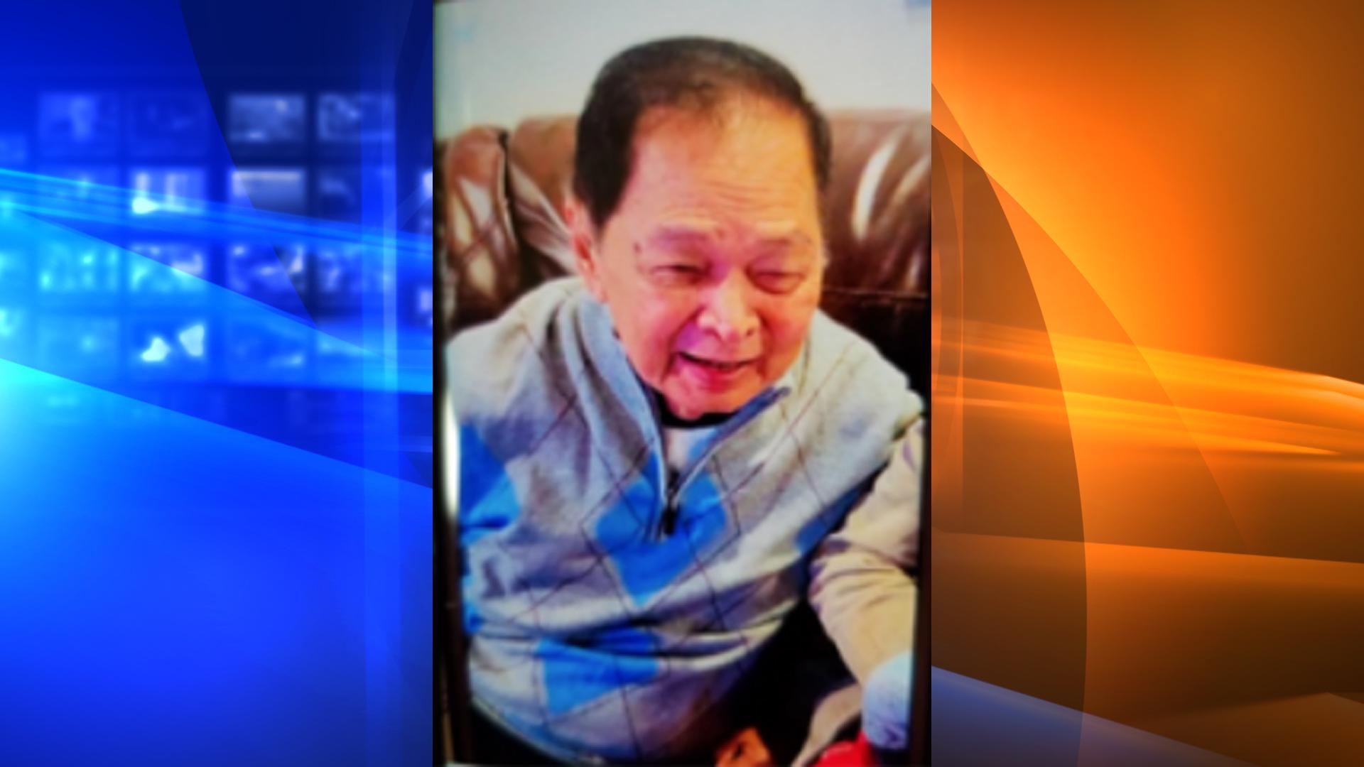 Rufino Dacasin, 74, missing Dec. 13, 2019. (Credit: Los Angeles Police Department)