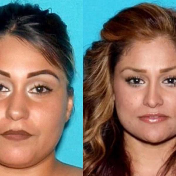 Victims Franchiskka Barrios (left) and Margaret Barrios (right). (Credit: San Bernardino Police Department)