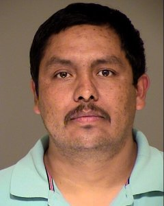 Gregorio Santacruz shown in the photo provided by the Ventura County D.A.'s Office on Jan 13, 2020.