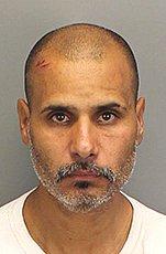 Angel Garcia, 35, arrested on Jan. 15, 2020. (Credit: Riverside County Sheriff's Department)