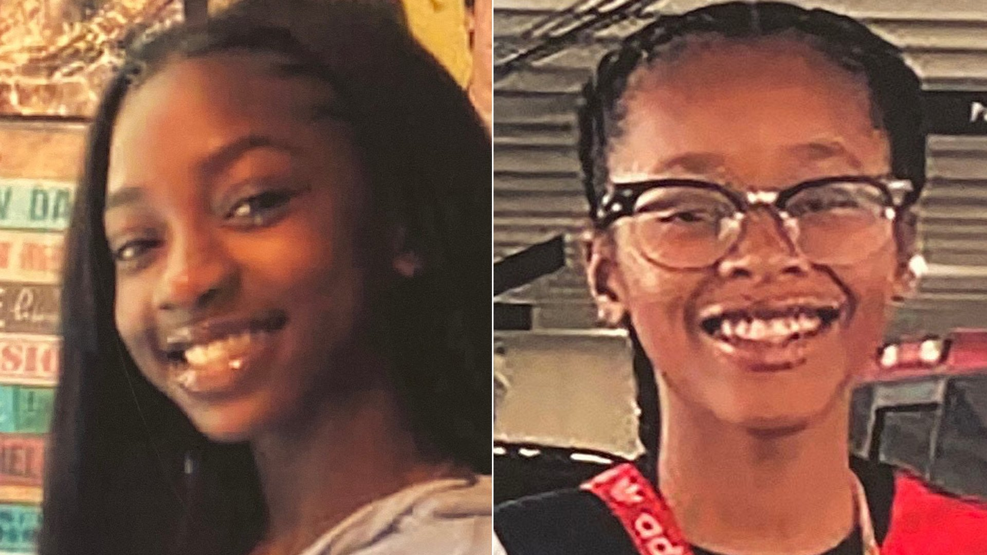 Dalelaja Hearn and Erin Lavender appear in photos released by the Los Angeles County Sheriff's Department on Jan. 15, 2020.