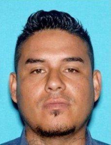 Daniel Melendrez is seen in an image provided by the San Bernardino Police Department.