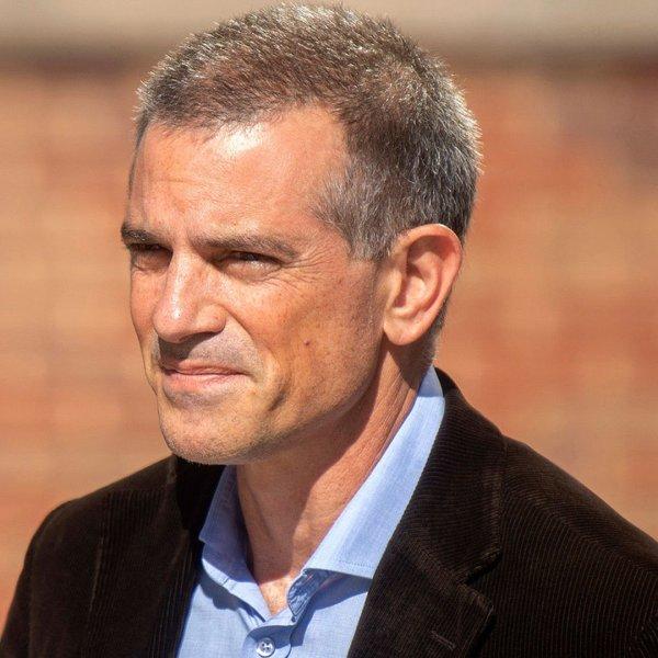 Fotis Dulos in a June 2019 photo. (Credit: Patrick Raycraft/Tribune News Service/Getty Images)