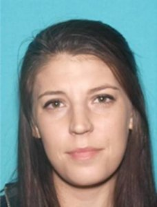 Ashley Manning is shown in a photo released by the Anaheim Police Department on Jan. 10, 2020.