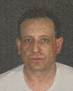 Ilya Foks, 39, of Los Angeles, pictured in an undated photo provided by the Los Angeles Police Department.