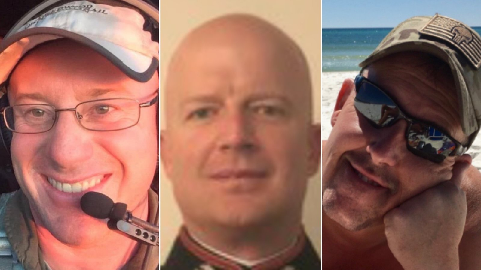 The three Americans who died fighting an Australian bushfire from the air have been identified as Capt. Ian McBeth, First Officer Paul Clyde Hudson and Flight Engineer Rick DeMorgan Jr. (Credit: CNN)