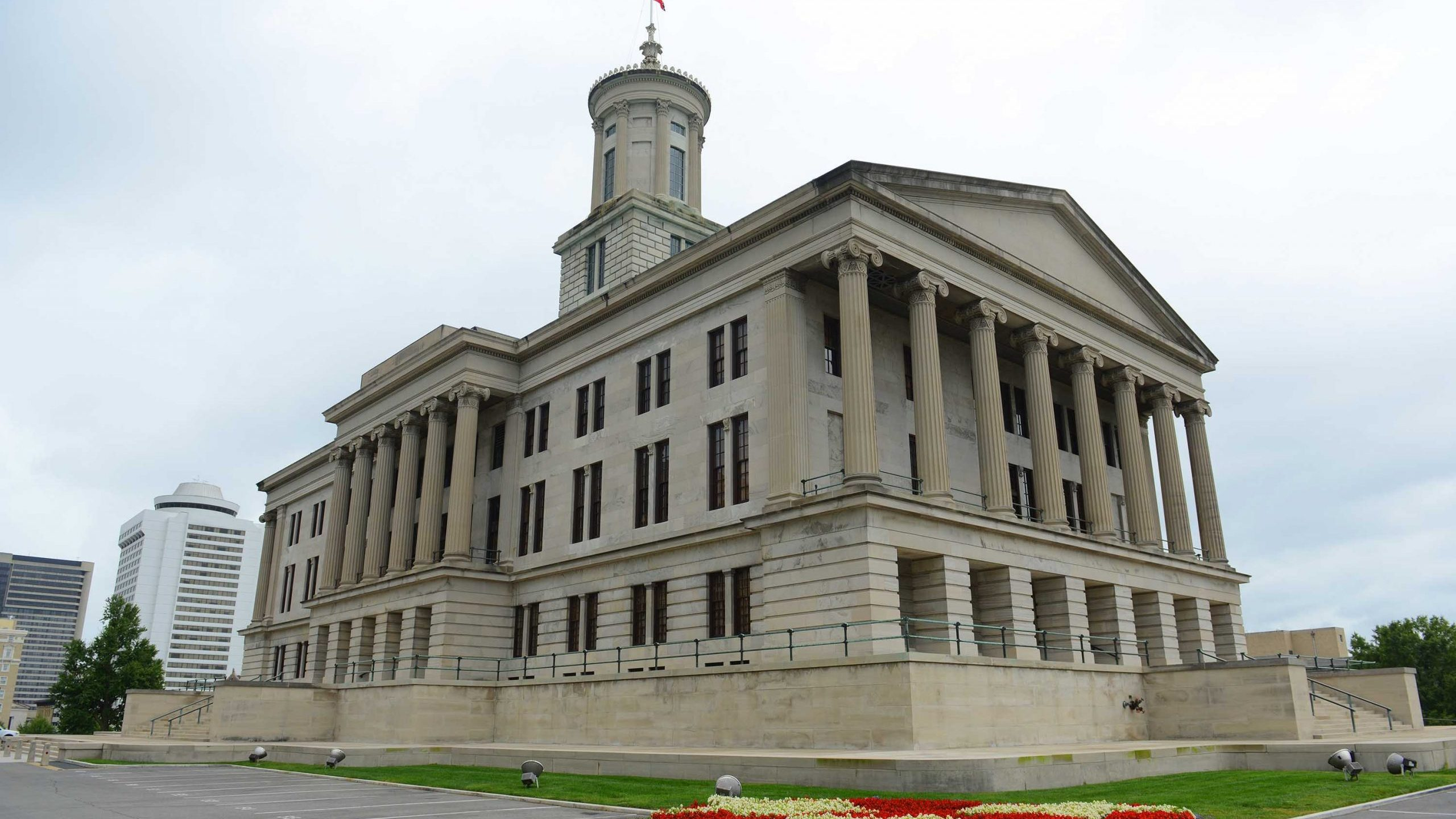 The Tennessee State Capitol is seen in a file photo. (Credit: Shutterstock via CNN)