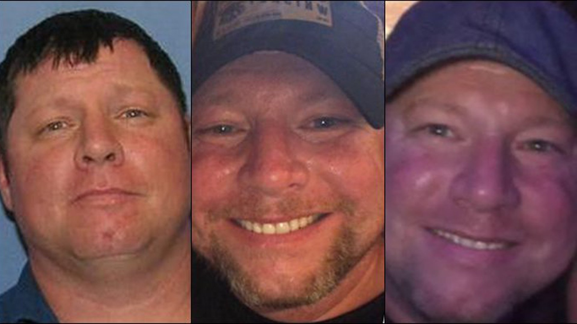 The U.S. Marshals' Office released these photos of Jacob Blair Scott on Jan. 29, 2020.
