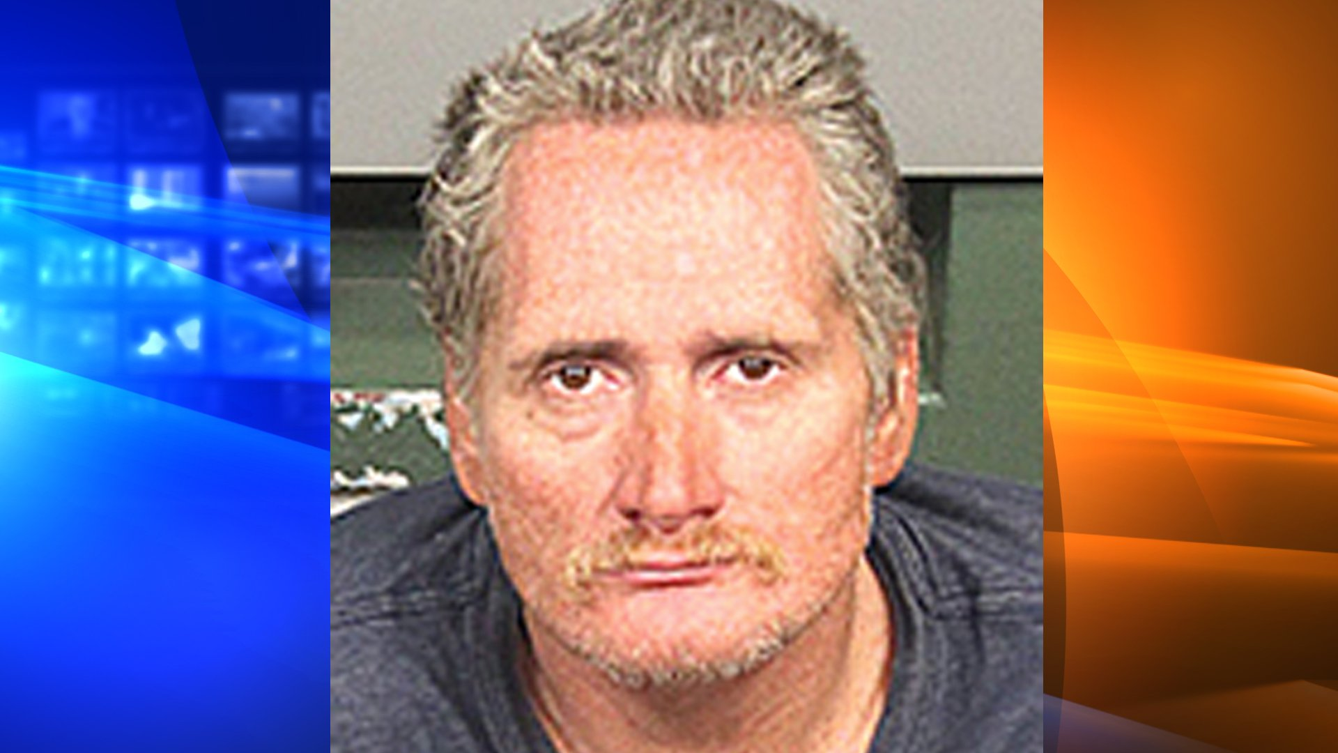 Julio Hoyas is seen in a booking photo provided by the Riverside County Sheriff's Department.
