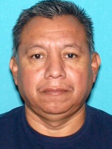 Rolando Fuentes is seen in a booking photo released by the Anaheim Police Department on Jan. 31, 2020.