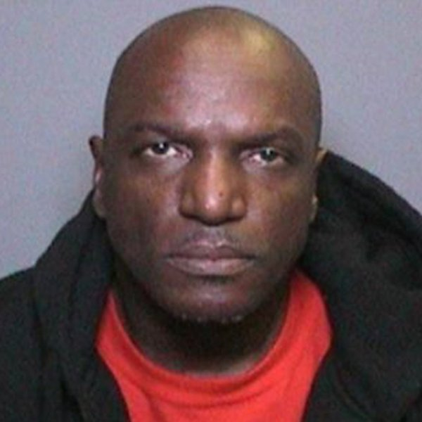 Kirk Vernell Price is seen in a booking photo released on March 25, 2016, by the Tustin Police Department.