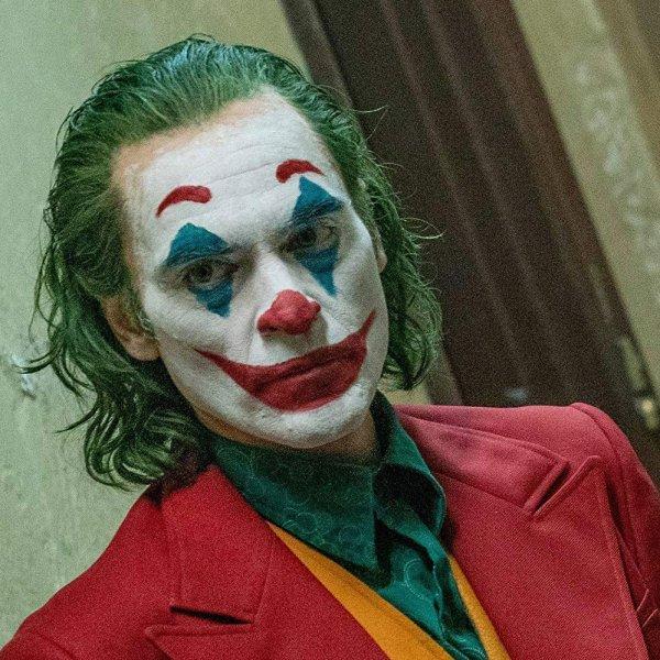 """Joaquin Phoenix in """"Joker"""" is seen in this image. (Credit: Warner Bros. via CNN Wire)"""