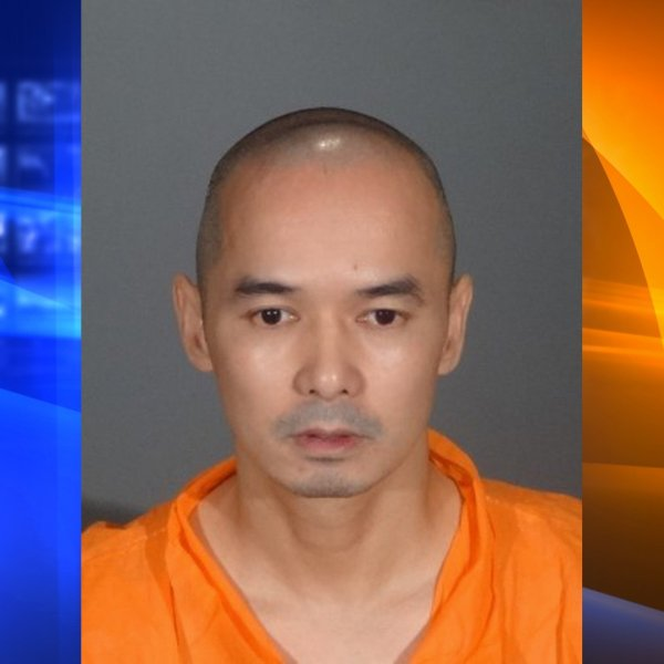 Sam Nhat Do, 42, of Alhambra, pictured in a photo released by the Alhambra Police Department following his arrest on Jan. 24, 2020.