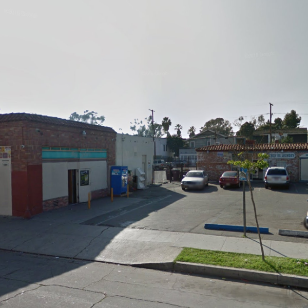 Photo taken from Google Maps of the liquor store located in the 900 block of Daisy Avenue in Long Beach on Jan. 17, 2020.