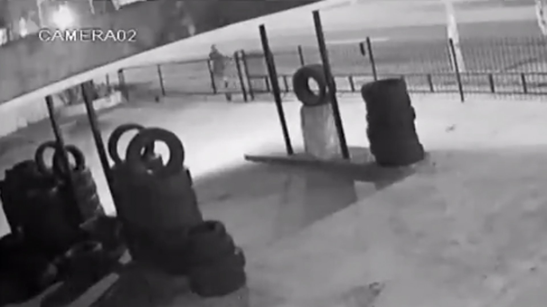 Colton police on Jan. 9, 2020, released surveillance video in hopes of identifying a possible witness to a fatal shooting last April.