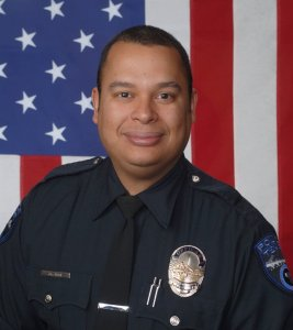 Tempe police released this photo of Officer Joseph Jaen.