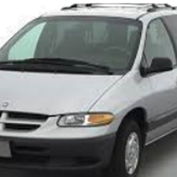 The Pomona Police Department released an image of a gray van on Jan. 22, 2020, amid their investigation into a deadly hit-and-run.