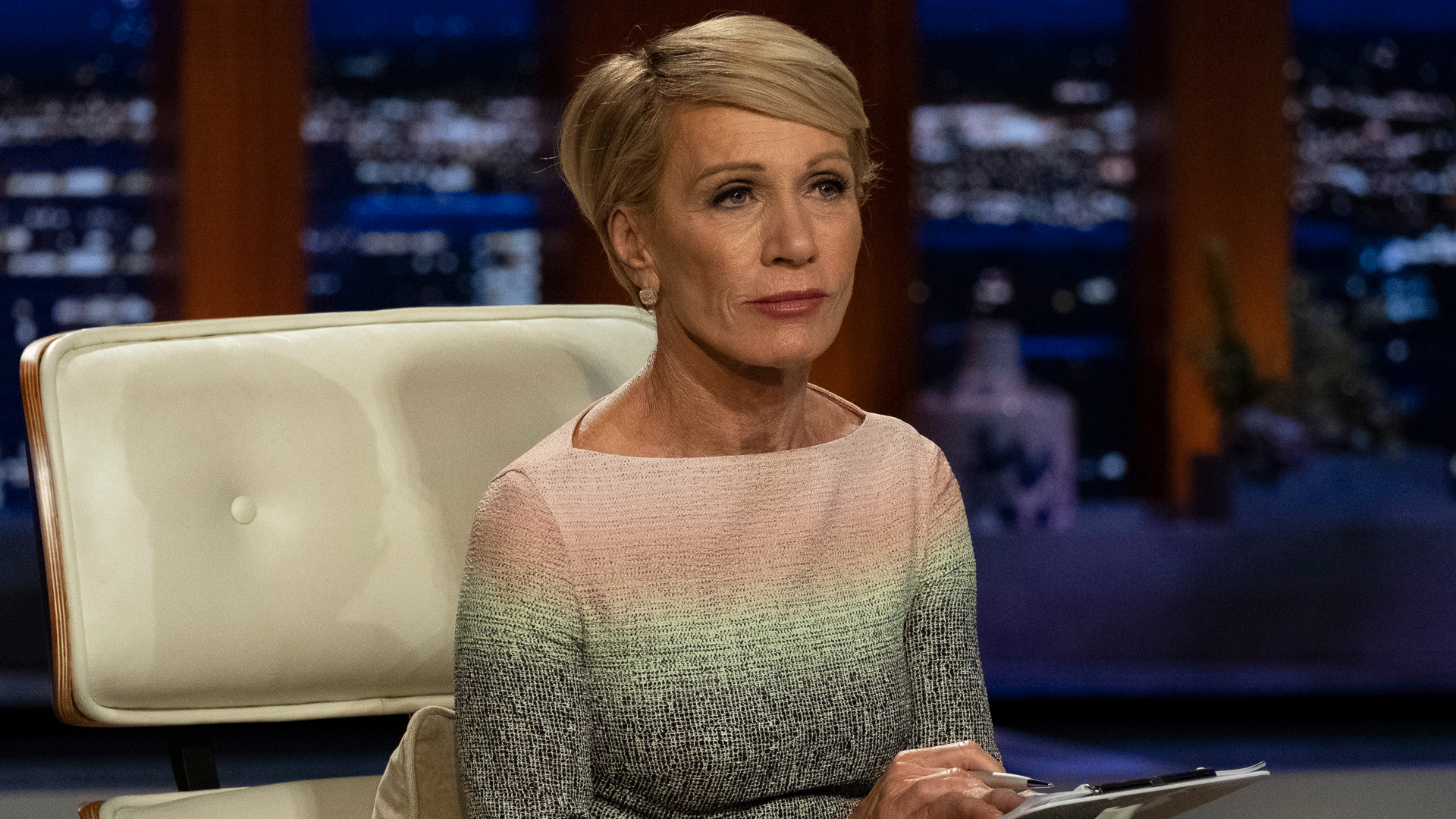 "Barbara Corcoran is seen in an episode of ABC's ""Shark Tank"" (Tony Rivetti via Getty Images)"