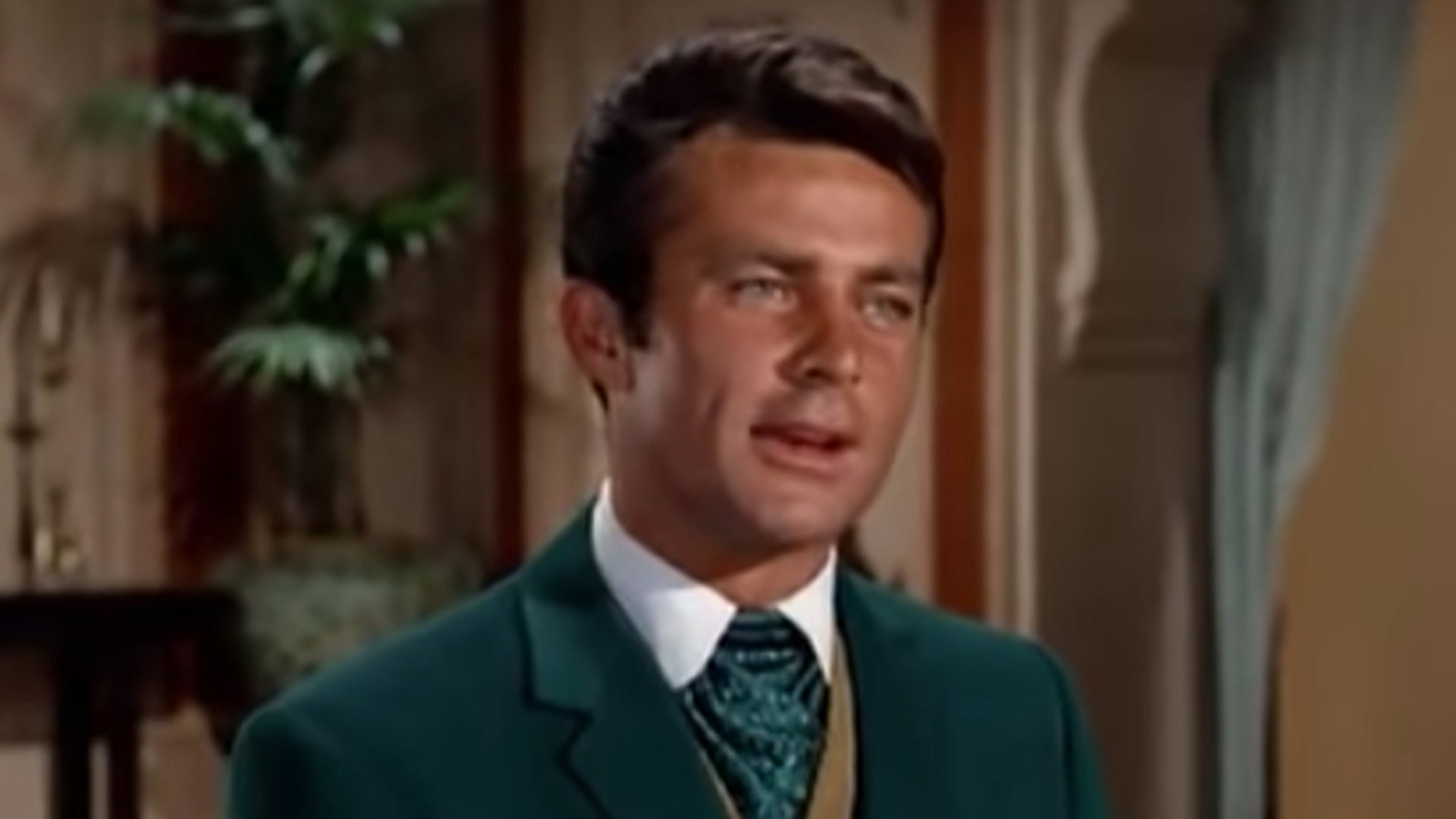 """Robert Conrad appears in a still from an episode of """"The Wild, Wild West."""" (Credit: CBS Productions)"""