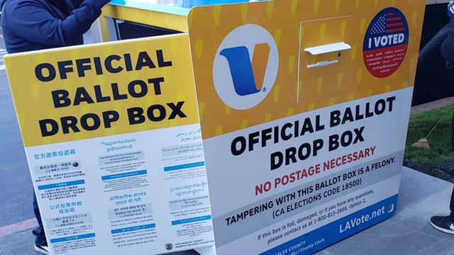 Early Voting For California S March 3 Primary Is Underway Here S What Socal Voters Need To Know Ktla