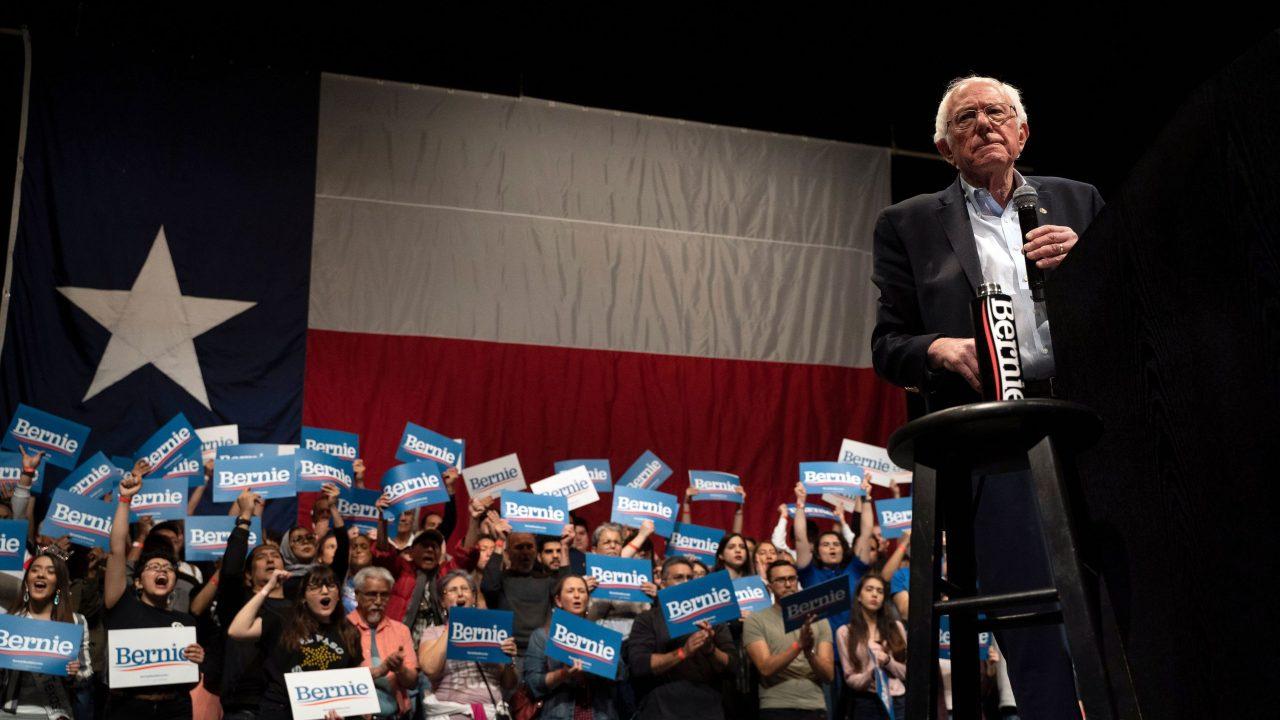 Bernie Sanders Wins Democratic Presidential Caucuses in ...