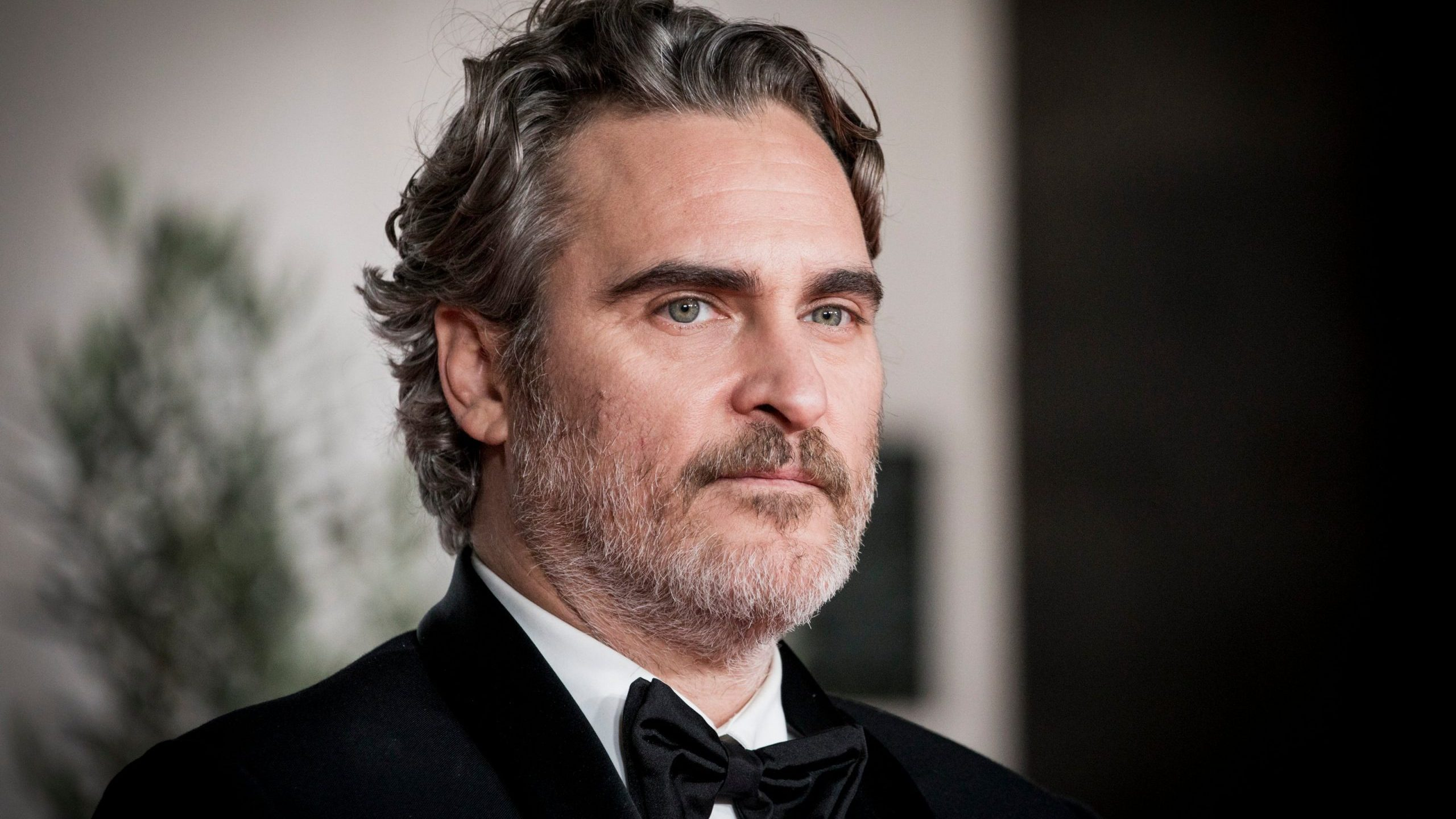 Joaquin Phoenix attends the EE British Academy Film Awards 2020 After Party at The Grosvenor House Hotel on February 02, 2020 in London, England. (Credit: Tristan Fewings/Getty Images)