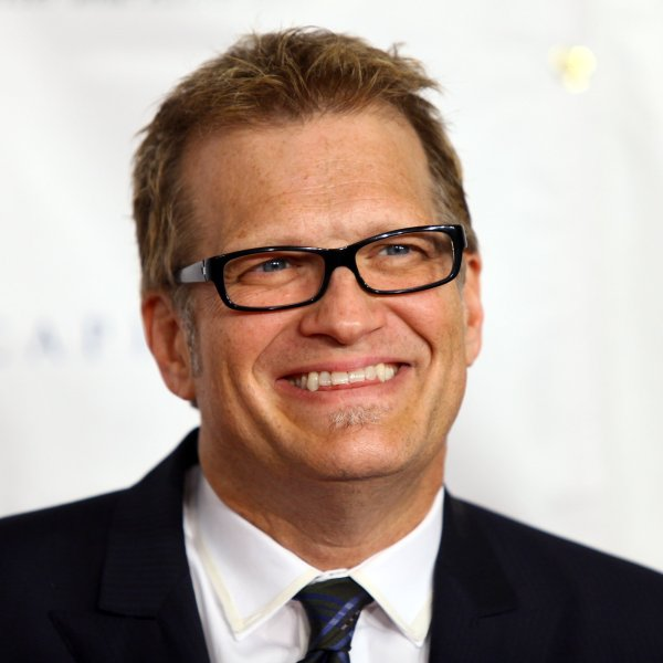 Drew Carey attends the 36th annual T.J. Martell Foundation's Honors gala at the Marriott Marquis Times Square on Nov. 3, 2011, in New York City. (Credit: Neilson Barnard/Getty Images)