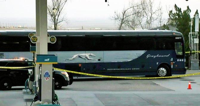 Greyhound Shooting In Lebec Area Reveals Security Vulnerabilities On Buses Ktla